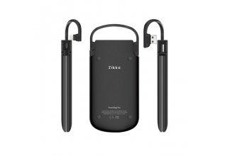Внешний аккумулятор Zikko PowerBag 10000 Portable Power USB-C PD 42W, чёрный