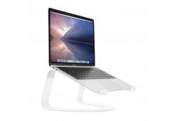 Подставка Twelve South Curve для MacBook. Материал сталь. Цвет белый.