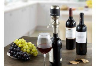 Аэратор для вина Vinaera Classic Electric Wine Aerator