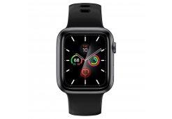 Защитное стекло Spigen ProFlex EZ Fit для Apple Watch series SE/6/4/5 44mm (Black)