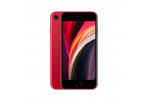 Apple iPhone SE (2020), 64ГБ, (PRODUCT)RED