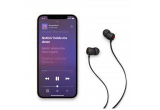 Беспроводные наушники Beats Flex - All Day Wireless Earphones - Beats Black, Model A2295, MYMC2ZM/A Beats MYMC2ZM/A MYMC2ZM/A