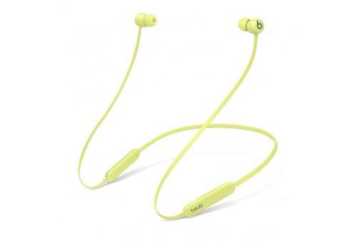 Беспроводные наушники Beats Flex -All-Day Wireless Earphones - Yuzu Yellow, Model A2295, MYMD2ZM/A Beats MYMD2ZM/A MYMD2ZM/A