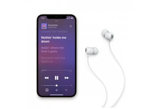 Беспроводные наушники Beats Flex - All-Day Wireless Earphones - Smoke Gray, Model A2295, MYME2ZM/A Beats MYME2ZM/A MYME2ZM/A