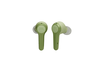 JBL Tune 215 TWS, зелёные