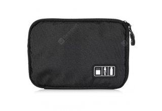 Baseus чехол-сумка для аксессуаров Simple Storage Package Black