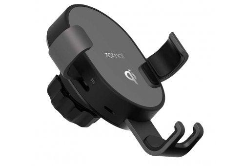 Беспрооводное зарядное устройство для автомобиля 70mai Wireless Car Charger Mount (Midrive PB01)