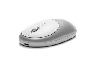 Беспроводная компьютерная мышь Satechi M1 Bluetooth Wireless Mouse. Цвет серебристый.
