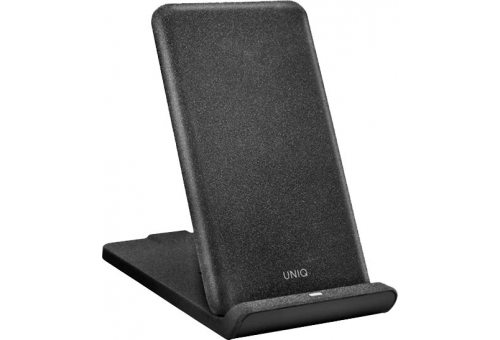 Беспроводное CЗУ Uniq VERTEX DUO Foldable 2-in-1 15W Grey