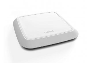 Беспроводное зарядное устройство ZENS Single Fast Wireless Charger. Цвет: белый.