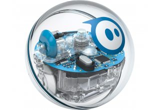 Беспроводной робо-шар Sphero SPRK+. Цвет: прозрачный. Sphero K001ROW-1 K001ROW-1