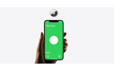 Apple AirTag - Избавьтесь от привычки терять вещи.