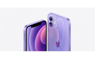 Новый фиолетовый iPhone 12