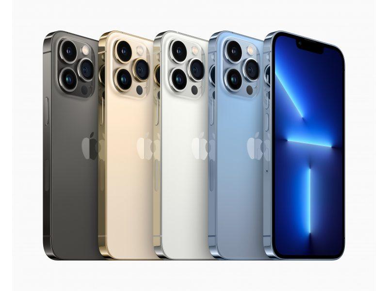 Apple анонсирует iPhone 13 Pro и iPhone 13 Pro Max: больше PRO, чем когда-либо