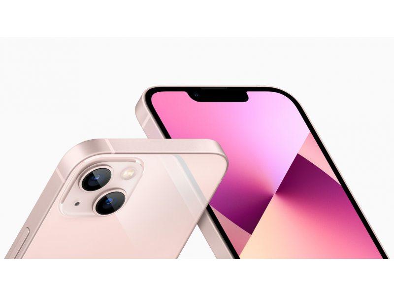 Apple представляет iPhone 13 и iPhone 13 mini с передовыми инновациями в области камеры, невероятно мощным чипом и аккумулятором, который работает намного дольше.