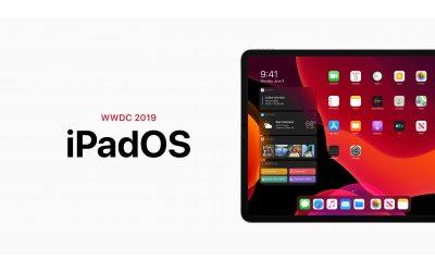 Анонсы WWDC 2019: iPadOS