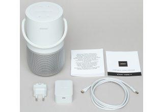 Bose Portable Home Speaker, серебристая