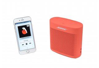 Bose SoundLink Color II, красная