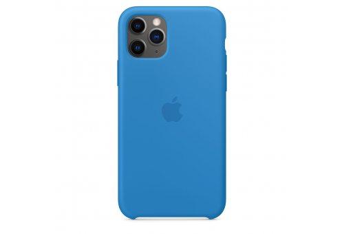 Чехол Apple iPhone 11 Silicone Case - Surf Blue