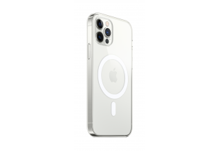 Чехол Apple iPhone 12 | 12 Pro Clear Case with MagSafe