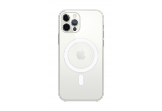 Чехол Apple iPhone 12 Pro Max Clear Case with MagSafe
