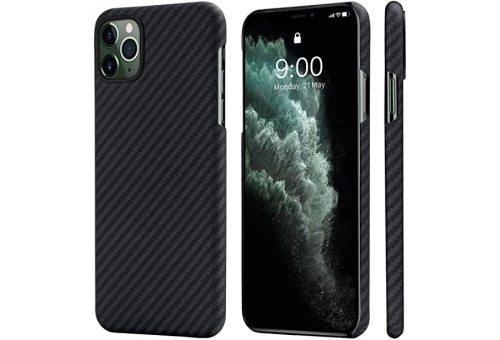 Чехол Carbon Cover Apple iPhone 11 Pro Black