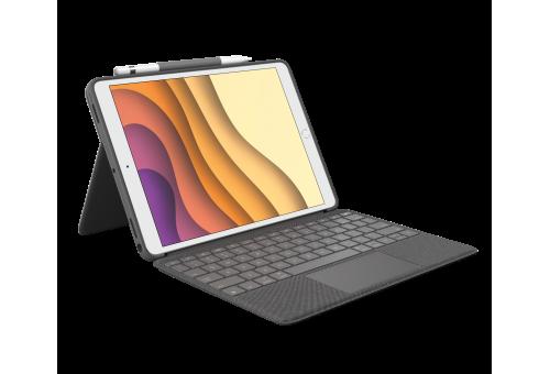 Чехол-клавиатура Apple Smart Keyboard for iPad (7th gen) and iPad Air (3rd gen) - Russian