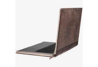 Чехол-книга в твердом переплете Twelve South BookBook Vol 2 для MacBook Pro/Air 13. Цвет: коричневый