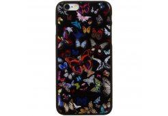 Чехол Lacroix для iPhone 6 Plus/6S Plus Butterfly Hard Black