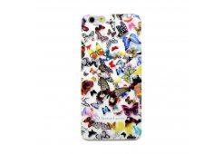 Чехол Lacroix для iPhone 6 Plus/6S Plus Butterfly Hard White