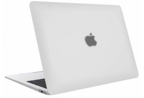 Чехол накладка пластиковая i-Blason для Macbook Air 13 (2018) A1932 crystal clear