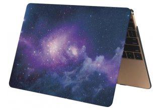 Чехол накладка пластиковая i-Blason для Macbook Pro 13 Retina звездное небо (black)