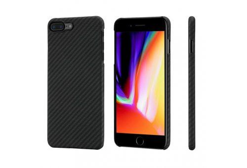 Чехол Pitaka для iPhone iPhone 7 Plus/8 Plus (Black/Grey Plain)