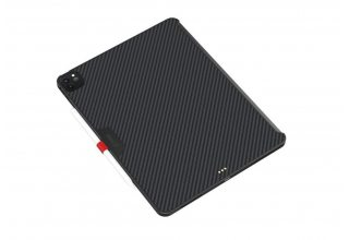 "Чехол Pitaka MagEZ Case для iPad Pro 12.9"" 2020 (Black/Grey Twill)"