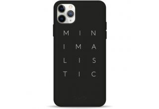 Чехол Pump Silicone Minimalistic Case for iPhone 11 Pro Minimalistic