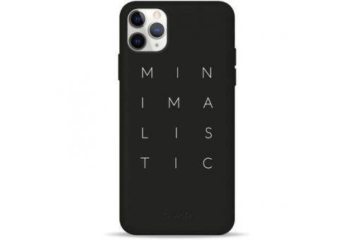 Чехол Pump Silicone Minimalistic Case for iPhone 11 Pro Minimalistic