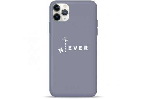 Чехол Pump Silicone Minimalistic Case for iPhone 11 Pro N-EVER