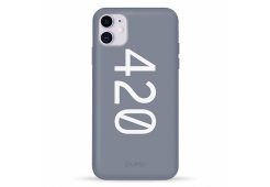 Чехол Pump Silicone Minimalistic Case for iPhone XR 420 White