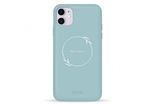 Чехол Pump Silicone Minimalistic Case for iPhone XR Natural