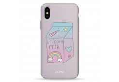 Чехол Pump Tender Touch Case for iPhone XS Max Unicorn`s Milk 12%