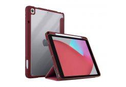 Чехол Uniq для iPad 10.2 (2019/20) MOVEN Anti-microbial Maroon Red
