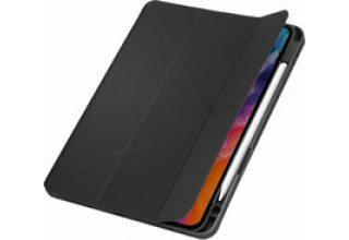 Чехол Uniq для iPad Air 10.9 (2020) Transforma Rigor Anti-microbial с отсеком для стилуса Grey