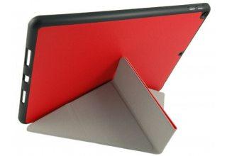 Чехол Uniq для iPad Air 10.9 (2020) Transforma Rigor Anti-microbial с отсеком для стилуса Red