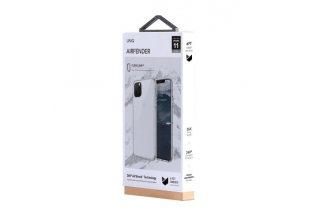 Чехол Uniq для iPhone 11 Air Fender Transparent