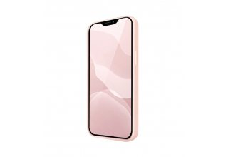 Чехол Uniq для iPhone 12/12 Pro (6.1) LINO Anti-microbial Pink