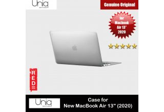 Чехол Uniq для Macbook Air 13 (2020) HUSK Pro CLARO (Matte Clear)