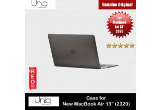 Чехол Uniq для Macbook Air 13 (2020) HUSK Pro CLARO (Matte Grey)