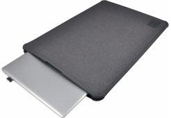 Чехол Uniq для Macbook Pro 16 (2019) DFender Sleeve Kanvas Black