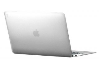 Чехол Uniq для Macbook Pro 16 HUSK Pro CLARO (Matte Clear)