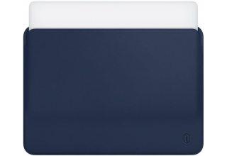 Чехол WIWU Skin New Pro 2 Leather Sleeve for MacBook Pro 16 blue